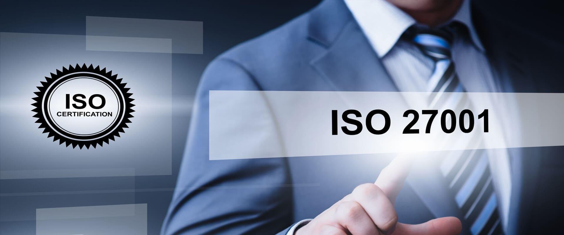 ISO Zertifizierung 27001