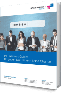 Ratgeber Passwort Guide