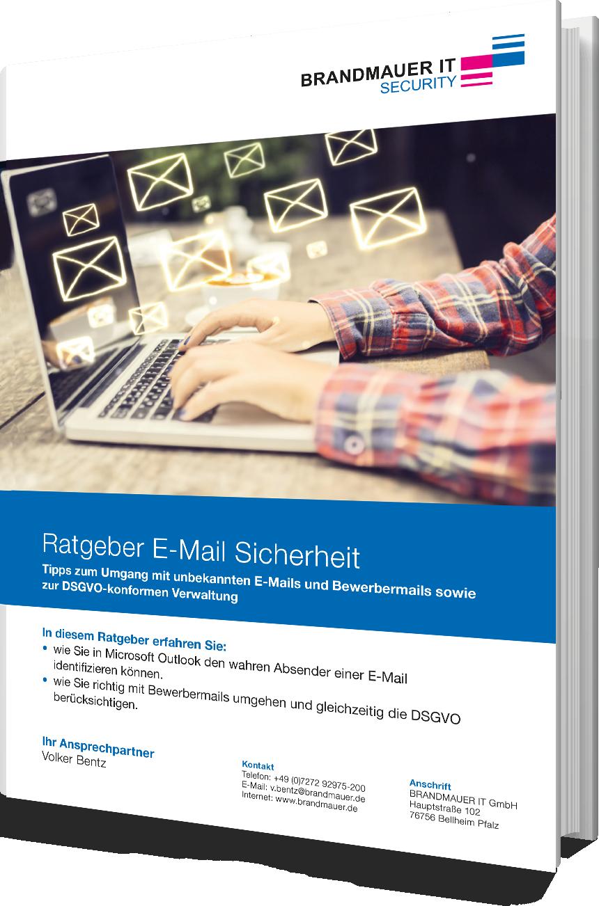 Ratgeber E-Mail Sicherheit