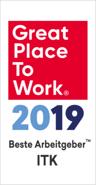 Brandmauer IT Beste Arbeitgeber ITK 2019