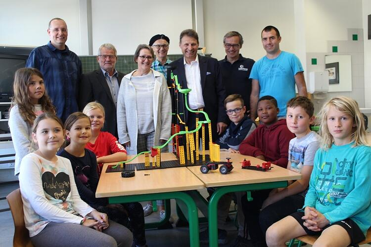 Grundschule Belllheim technika