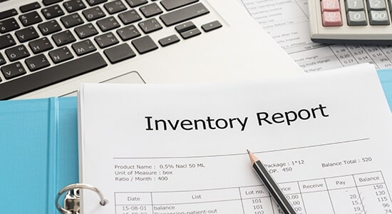 Managed Inventory Service