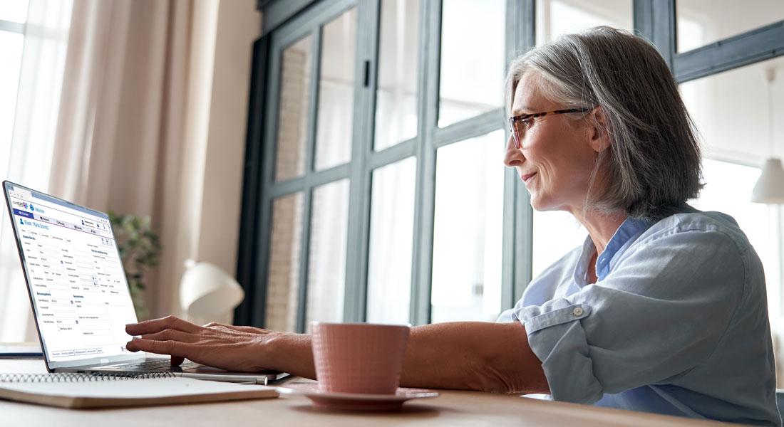 curaCONnect Senior: die seniorenfreundliche App für Kommunikation und Interaktion