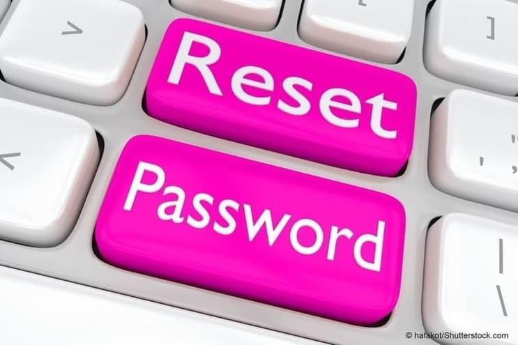 Passwort zurücksetzen: So gehen Sie richtig vor!