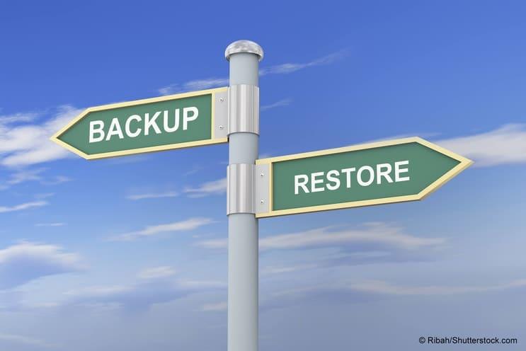 Warum ein Backup ohne Restore sinnlos ist