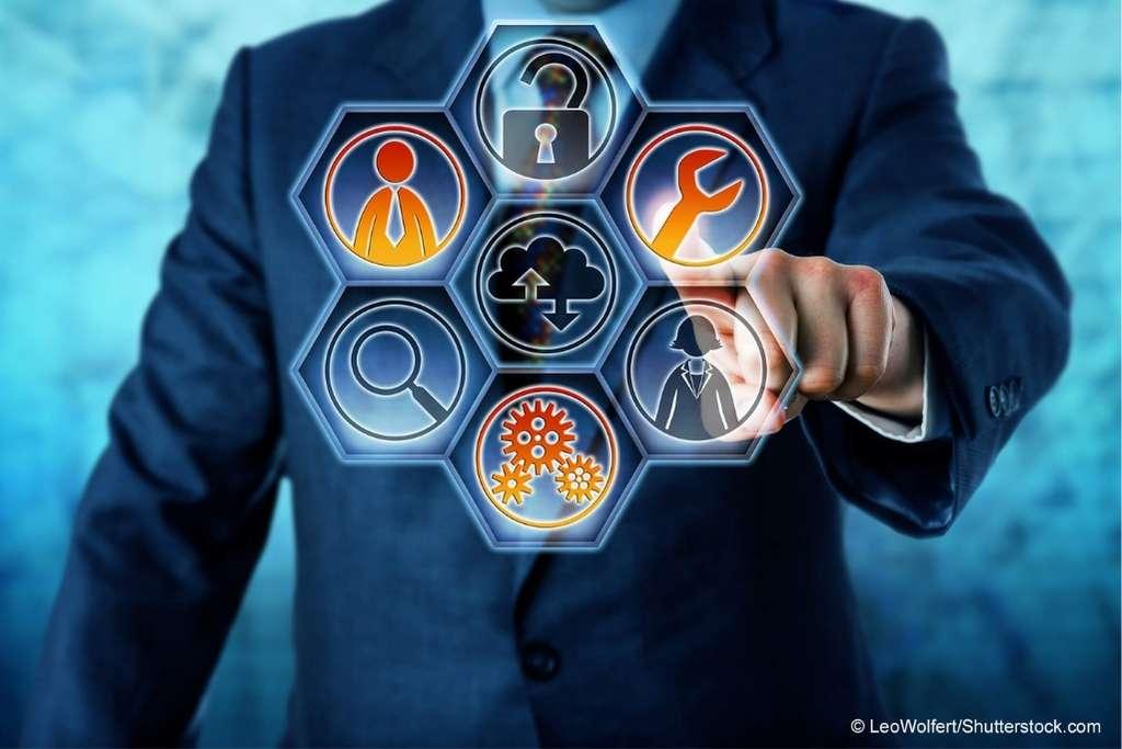 Was ist der Unterschied zwischen Cloud-Services und Managed Services?