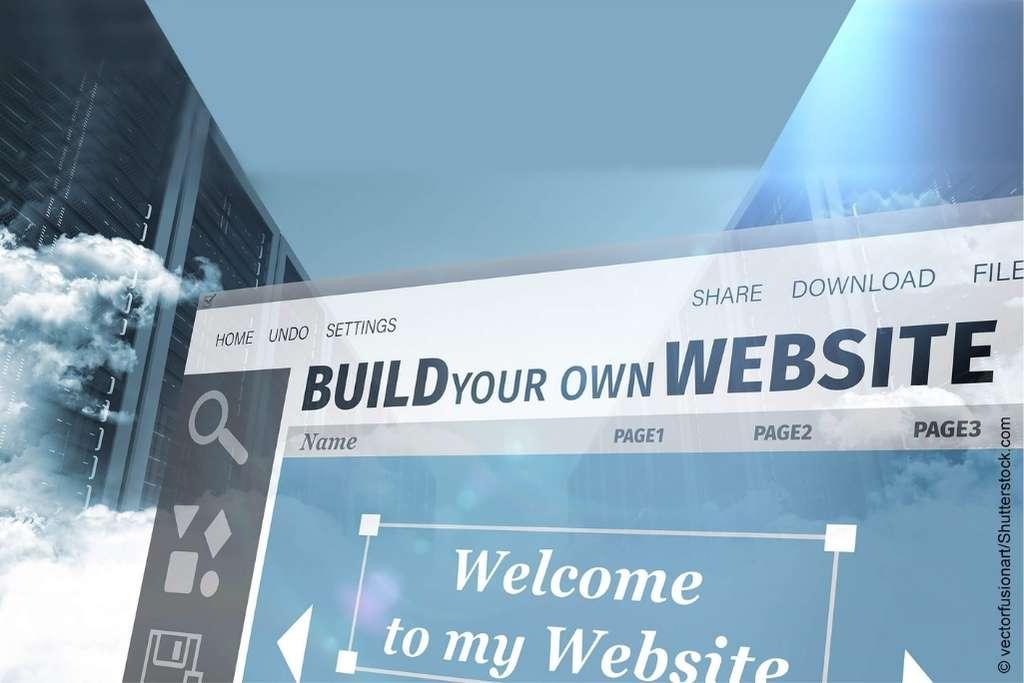 Baukastensysteme für Webseiten - das müssen Sie beachten