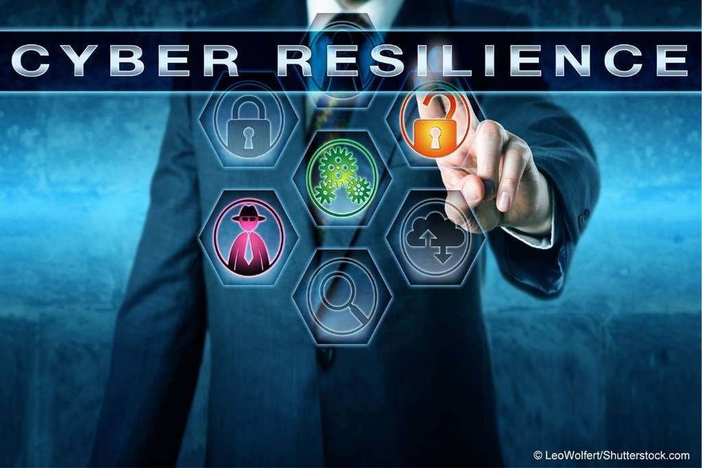 Was ist Cyber-Resilienz?