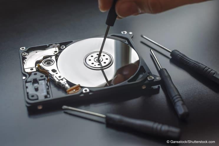 Virtuelle Maschine gelöscht und kein Backup - was nun?