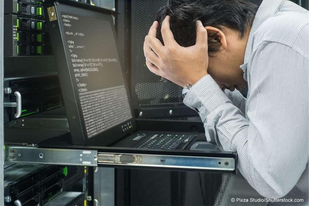 Drohender Datenverlust - diese 5 Fehler unbedingt vermeiden!