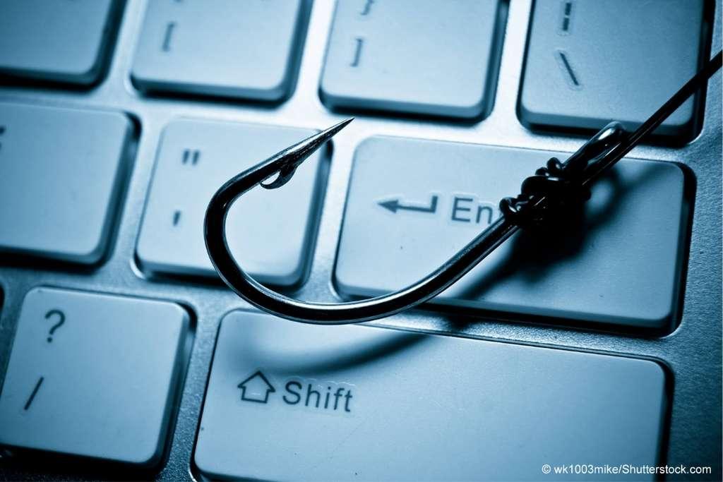Beispiel einer Phishing Mail - Gefahr hinterlistig verpackt!