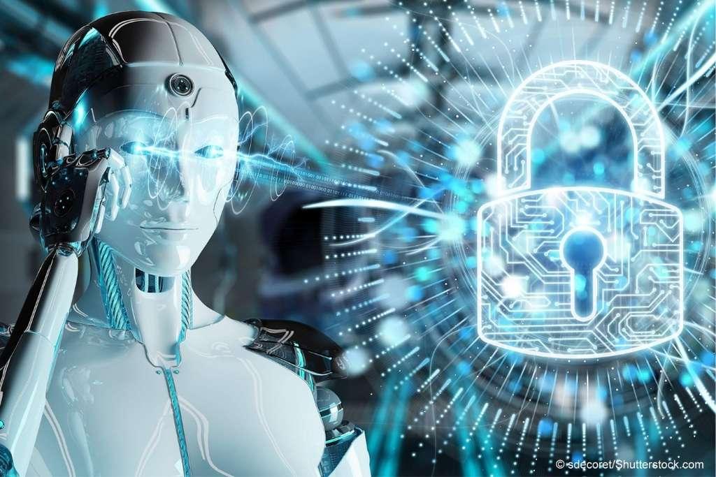 IT Sicherheit mithilfe künstlicher Intelligenz