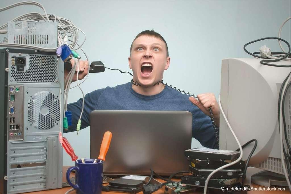 Können Sie eine IT Abteilung richtig führen?